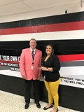 CONGRATULATIONS!!!  Foxfire Intermediate was the recipient of the Momentum Award by the Ohio Department of Education .