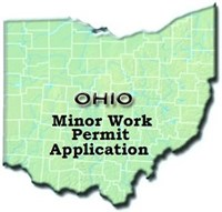 Ohio Minor Work Permit Application