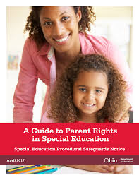 A guide for parents rights in Special Education