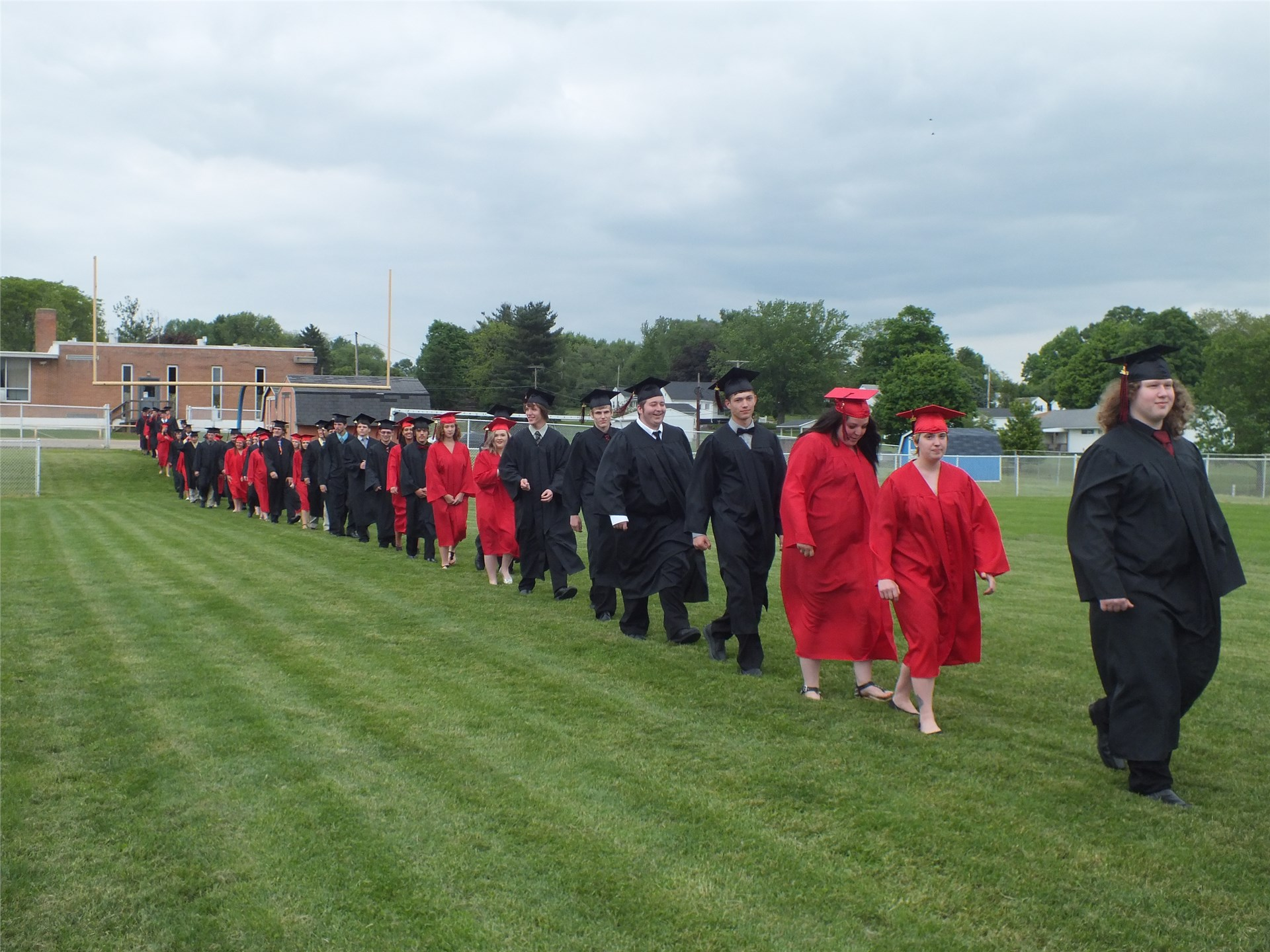 Foxfire High School - Class of 2015 Graduation.